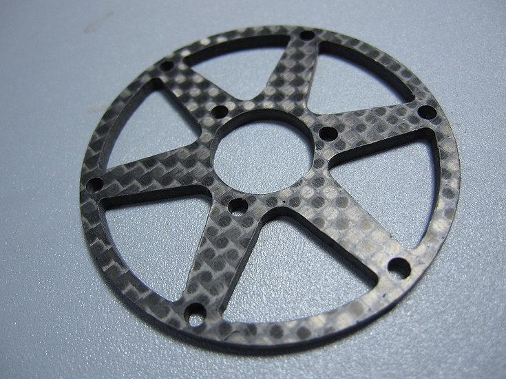 ZH-Kyosho front Carbon spoke rim (Type 1)