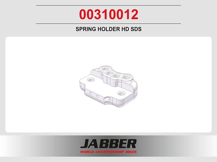 Spring holder f. HD SDS