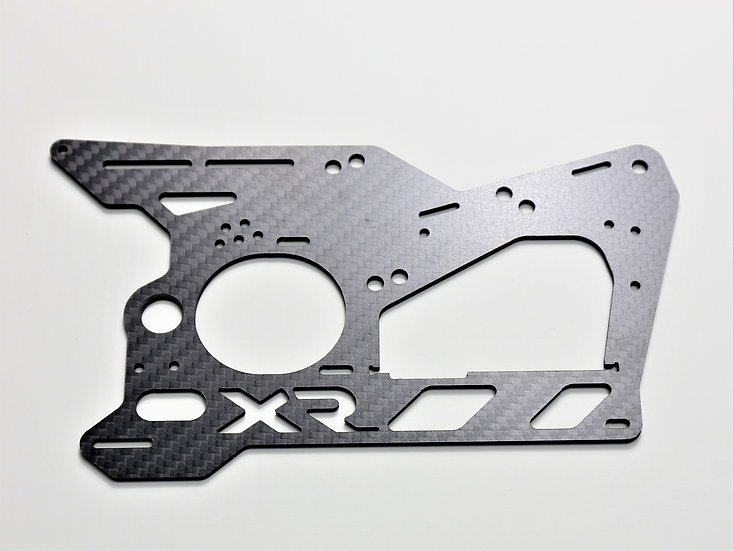 X-Rider Scorpio 1:5 V2 LHS Chassis plate
