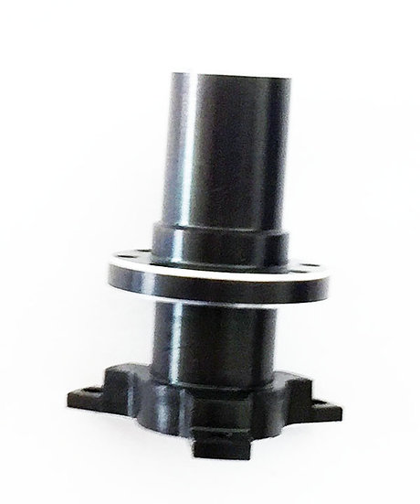 Rear hub Ages 3-4-5-6 Nitro Black