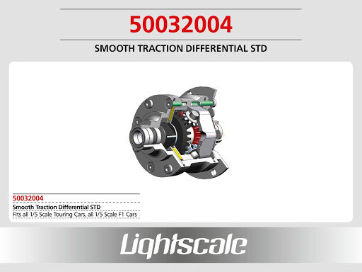 Lightscale - STD Smooth Traction Differential