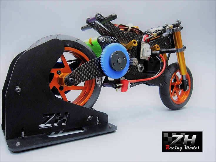 ZH-216b 1/8 Competition Race Bike