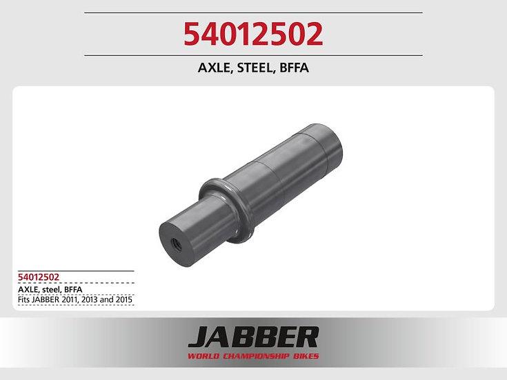 LIGHTSCALE Front axle BFFA, steel Jabber