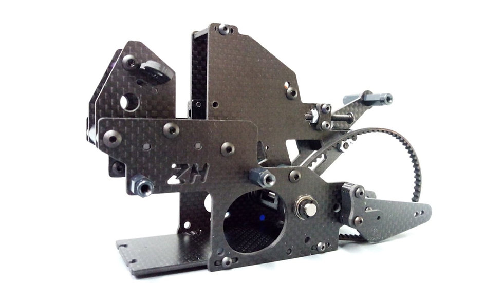 ZH-Kyosho KB3 Chassis Kit