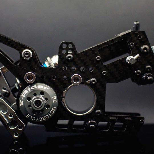 X-Rider Saturn 1/8 Bike (assembly kit)