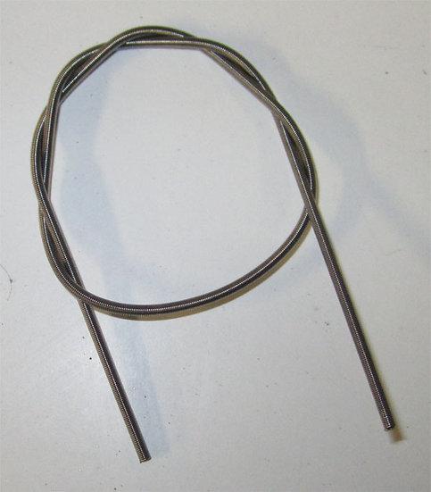 Brake wire sheath