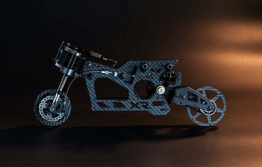 X-RIDER Team Edition 1:5 Electric Motorcycle Kit