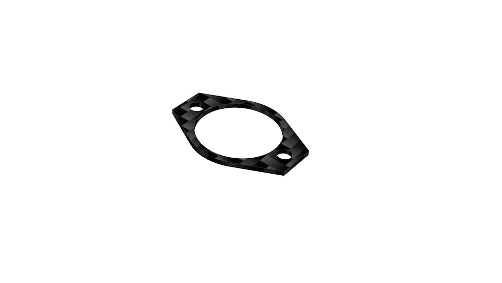 LIGHTSCALE ONE Steering damper spacer