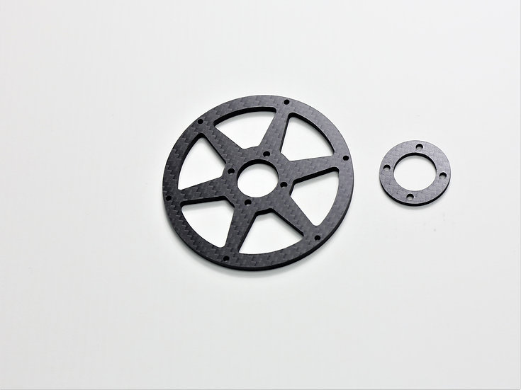 X-Rider Scorpio 1:5 V2 Rear carbon rim