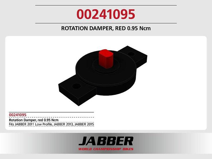 Rotating damper Red 0.95 Ncm SDS 2.0