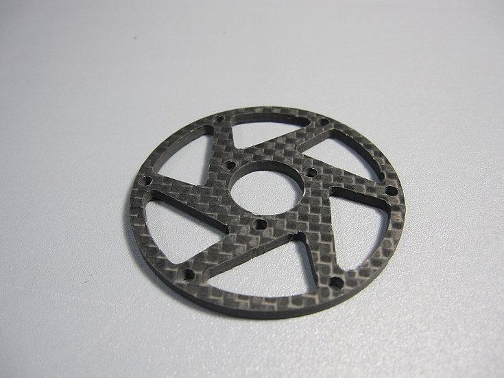 ZH-Kyosho front Carbon spoke rim (Type 2)