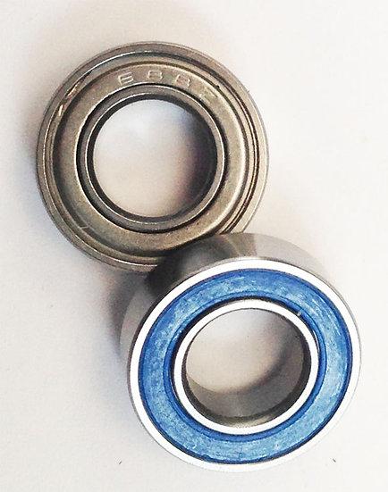 Bearings for Scratch Bar wheels