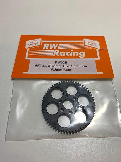 RW Racing 32DP Motor bike spur gear 60T