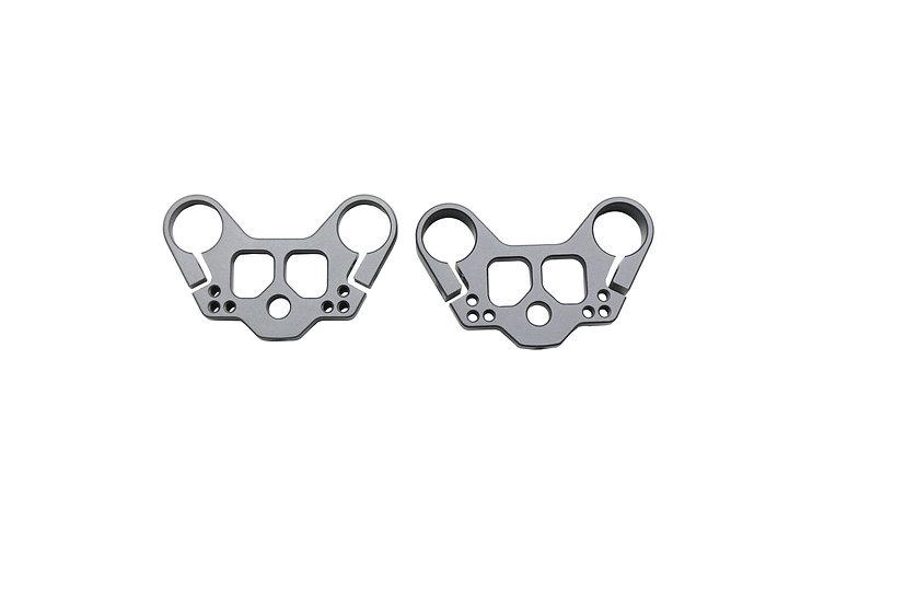 X-Rider Scorpio Fork triple clamps