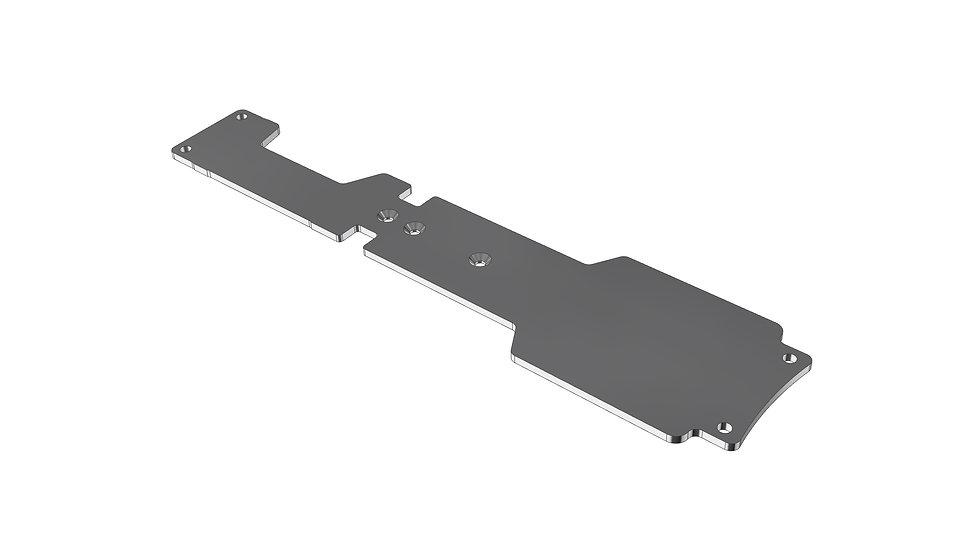 LIGHTSCALE ONE Radio Plate (alloy)