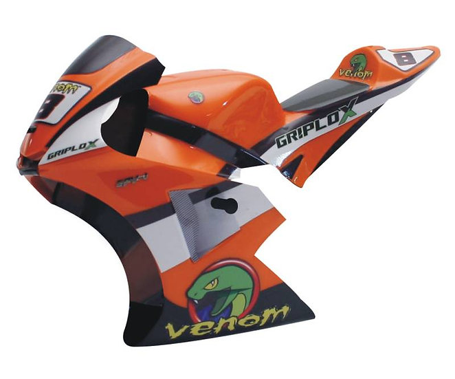 Fairing orange for Venom GPV-1