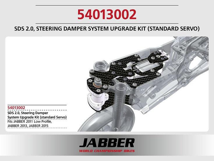 LIGHTSCALE SDS 2.0 Steering Damper System Upgrade Kit (Standard Servo)