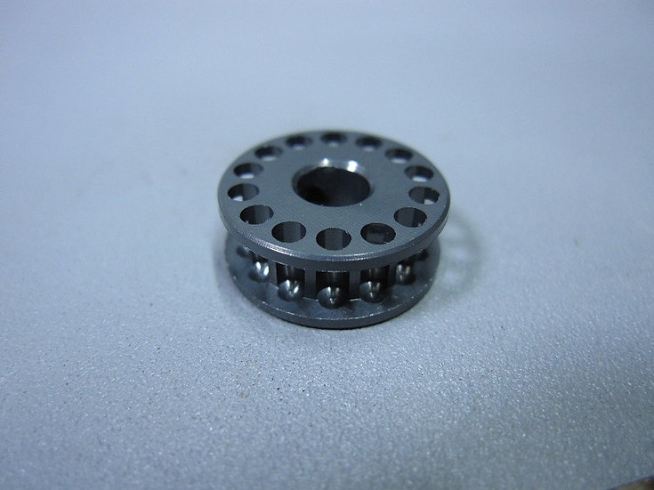 Front Pulley ZH-Racing