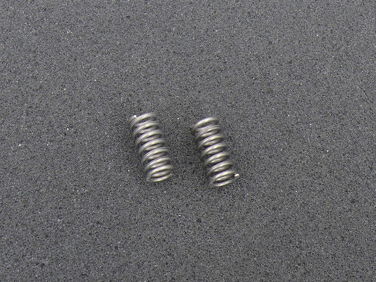Lightscale steering damper springs (4kg)