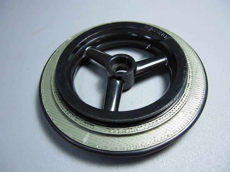 ZH- Kyosho HOR front O-ring insert