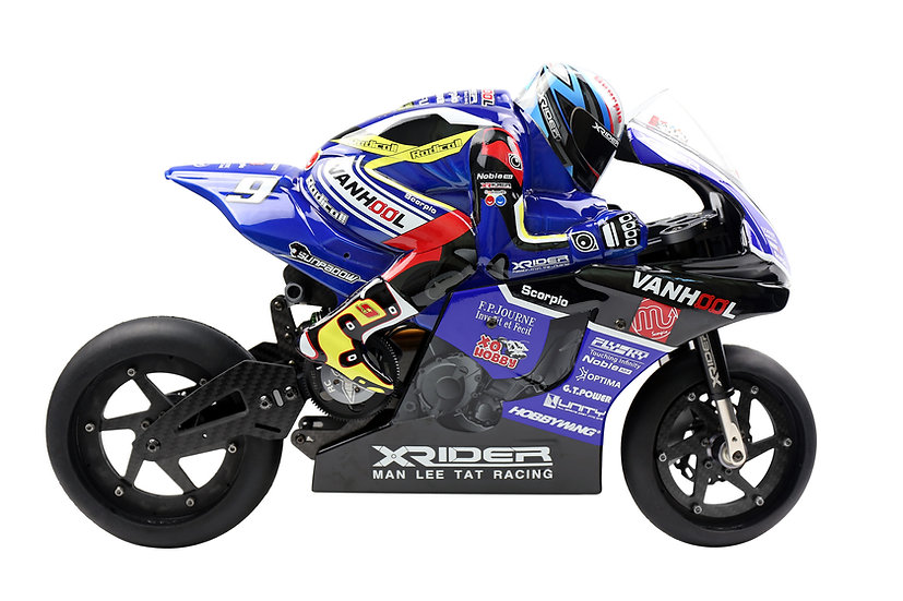 X-RIDER SCORPIO TEAM EDITION 1:5 Electric Motorcycle Kit