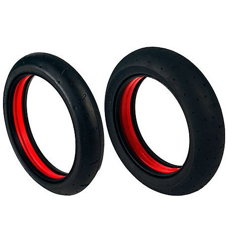 Super Motard Tyre Set