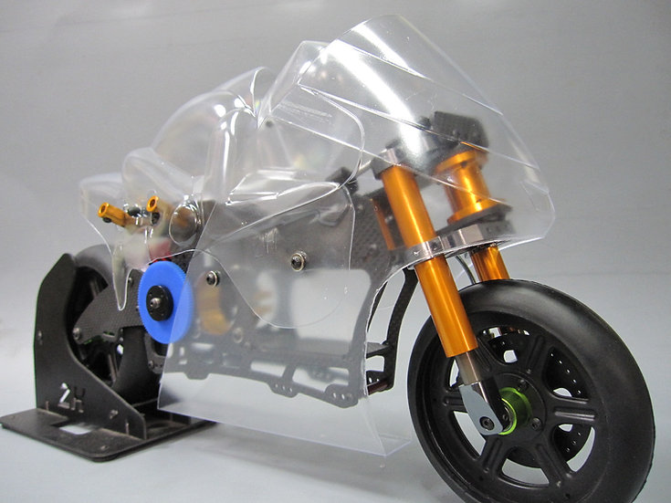 ZH Racing Z-418B 1:5 E-bike