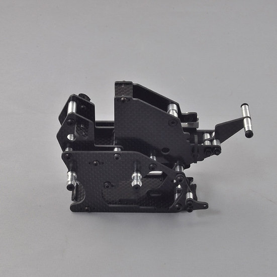 Carbon Fiber chassis kit for Kyosho HOR