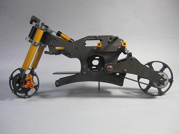 ZH Racing Z-420B 1/5 Electric