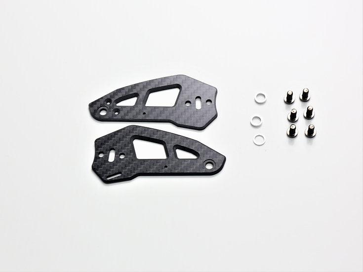 X-Rider Scorpio V2 swingarm plates