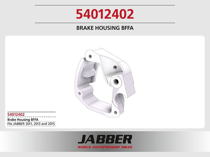 Lightscale 2015+ Front Brake Servo housing (BFFA)