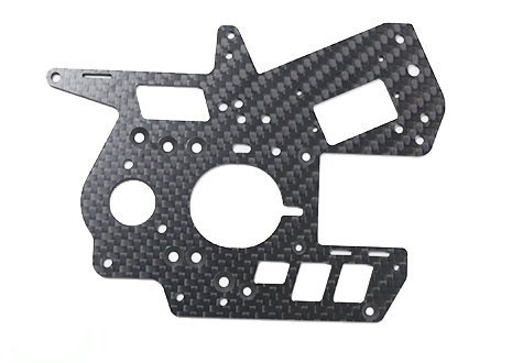 X-Rider Cafe Racer LHS Chassis plate