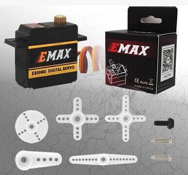 EMAX ES09MD Metal gear Digital Servo