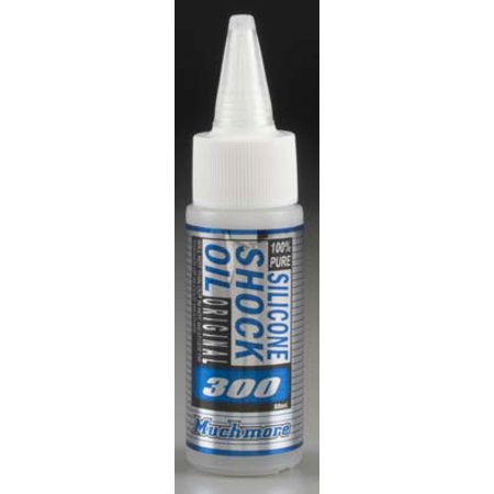 MUCH MORE (#MMS-30) 100% Silicone Shock Oil #300