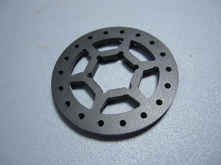 ZH-RACING Fiber Disk 1/8 Bike