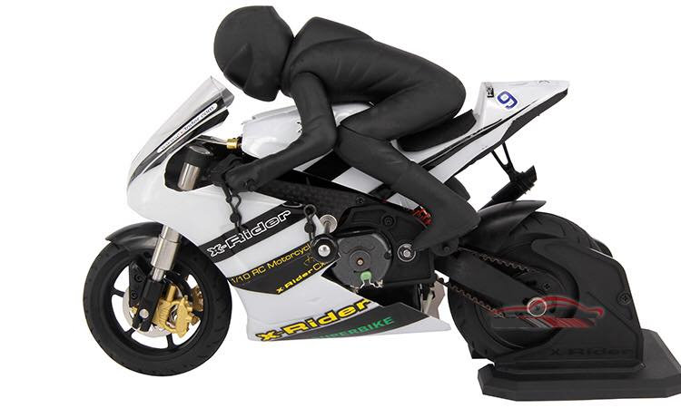 1:10 Competition race motorcycle