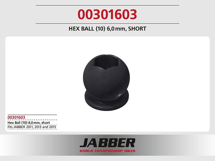 Ball Head for Lightscale Jabber bikes
