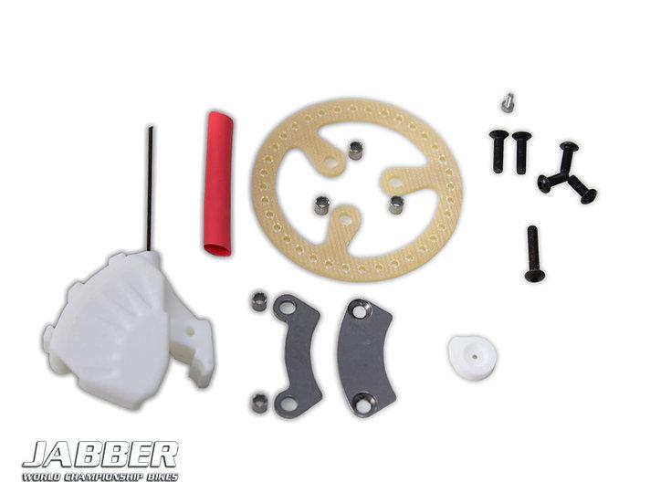 Front disc brake kit (Jabber 2013)