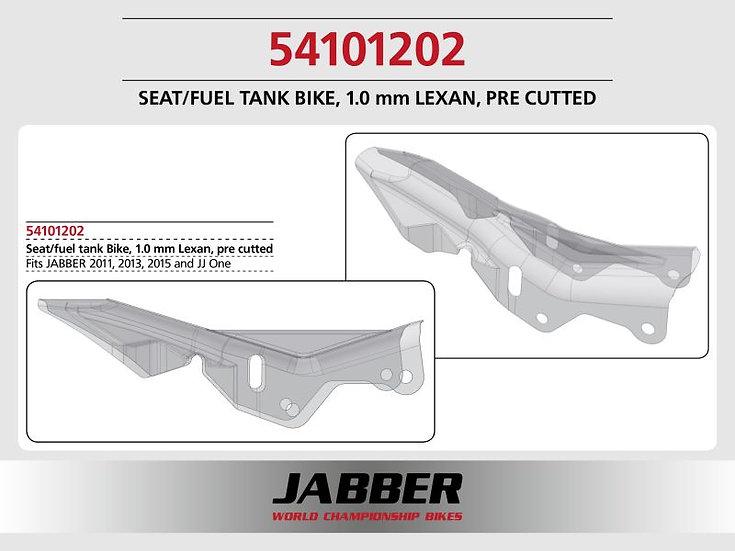 LIGHTSCALE Panel 2016 Seat 1.5mm cut for JABBER Bike