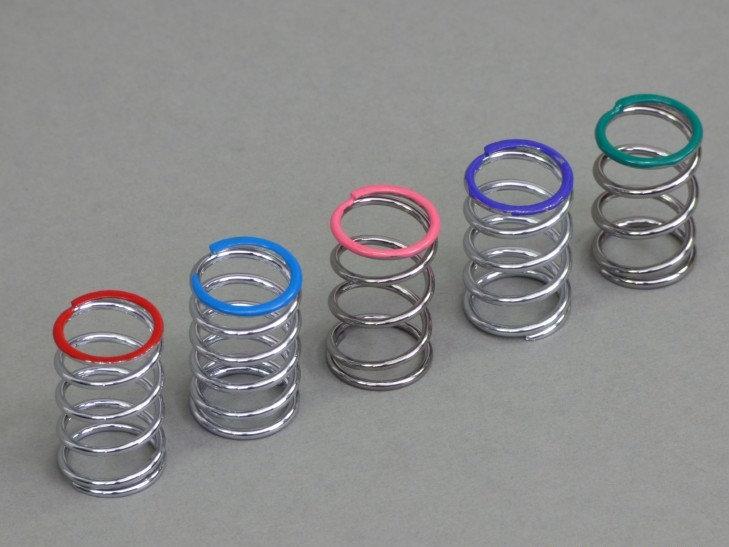 Serpent rear shock springs kit for JABBER bikes