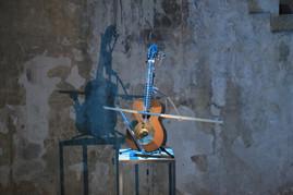 Rhizome Spring Noise harp