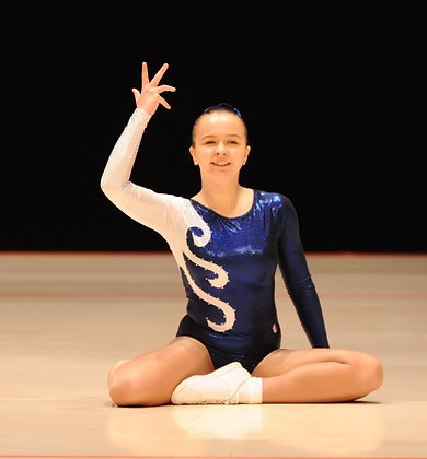 Level 2-5 Competition Leotard