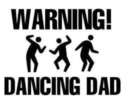 Dance Dad's - Let's Get it Started.....