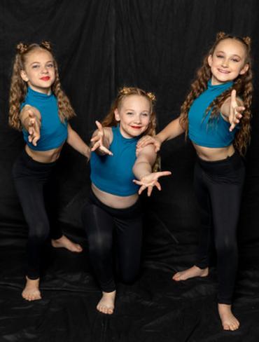Modern Dance Trio