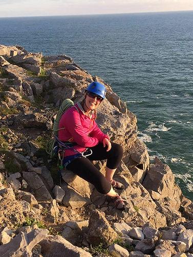 Mountain Bee Adventures, Rock Climbing