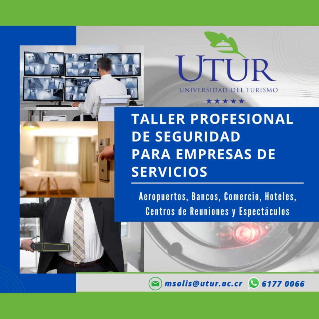 Taller Profesional de Seguridad para Empresas de Servicios
