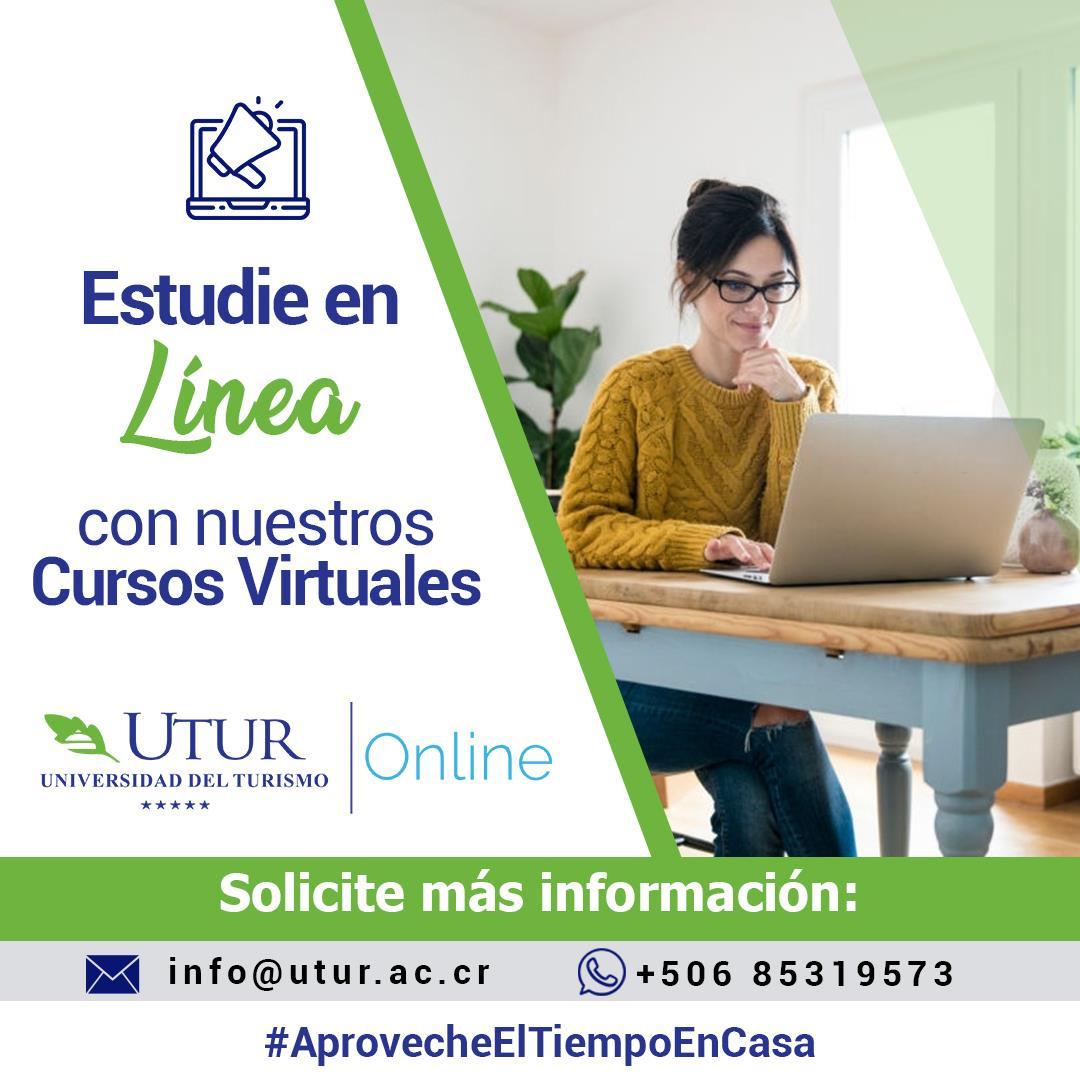 Estudie en línea