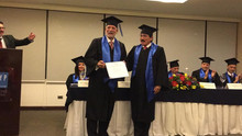 UTUR le otorgó al Ex Ministro de Turismo Don Mauricio Ventura, un Doctorado Honoris Causa