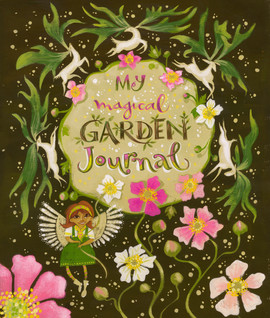 magical garden journal
