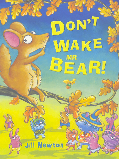 Don't Wake Mr. Bear